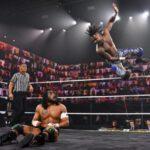 Attraktion: NXT Kommentatorenpult wird zur VIP-Lounge!