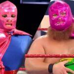 Familientradition: Darum trug El Gran Gordo die Gear seiner Schwester bei Raw!