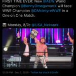Mega Überraschung: Kenny Omega und Don Callis heute Nacht bei Raw!