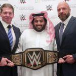 Unerwartete Hilfe: WWE Thunderdome zieht nach Saudi-Arabien um!