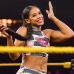 Zopf Verbot: Wrestlemania Location diktiert Bianca Belairs Mania Look!